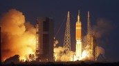 Actual Orion Test Launch