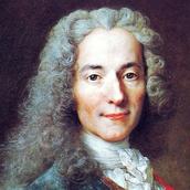François-Marie Arouet. VOLTAIRE