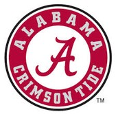 #1 University of Alabama