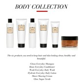 Body and Hair Products