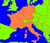 De start van de Europese Unie