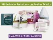 Kit Premium de México y España