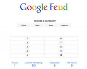 Just for Fun ~ Google Feud