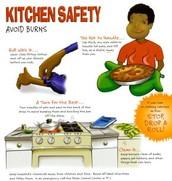 How to Prevent Kitchen Burns