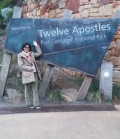My visit to the Twelve Apostles