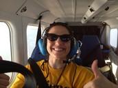 Captain Michelle Sedberry, CAP