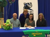 Congratulations to Jenna H for Signing With Paris JC to Play Volleyball