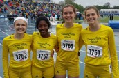 Powerful Results at Drake Relays
