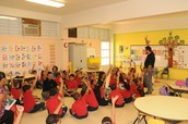 This is an example of a class in Puerto Rico