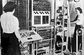 The first ever computer invented.