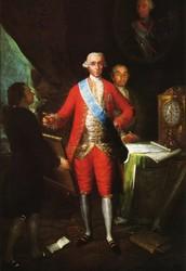 José Moñino y Redondo, conte di Floridablanca