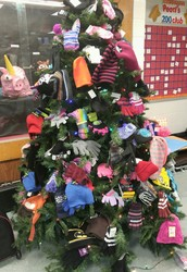 Thank you for your generous contributions to our Giving Tree